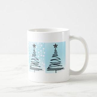 tree basic white mug