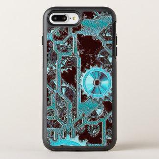 Trendy Steampunk OtterBox Symmetry iPhone 7 Plus Case