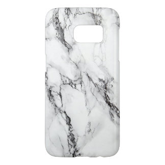 Trendy White Marble Stone Pattern