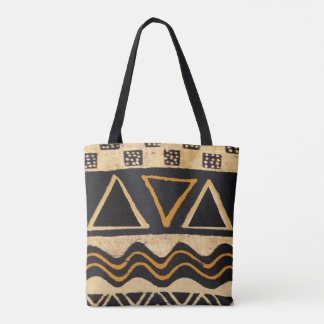 Tribal Tote Bag - Mother's Day Gift