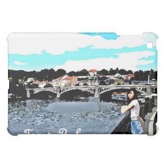 Trip to Praha. iPad Mini Cover