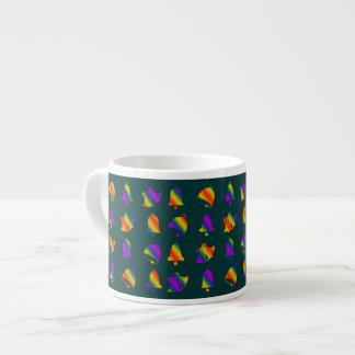 Trippy Bells Espresso Mug