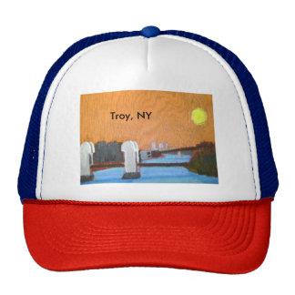 Troy, NY hat