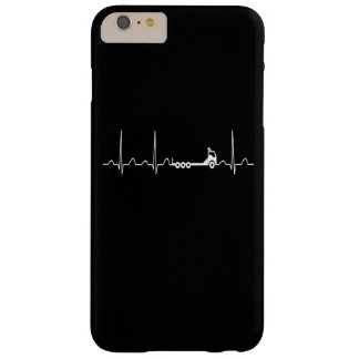 TRUCK HEARTBEAT BARELY THERE iPhone 6 PLUS CASE