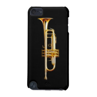 Trumpet Brass Horn Wind Musical Instrument iPod Touch (5th Generation) Cases