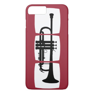 Trumpet Musician T-shirt for trumpeter iPhone 7 Plus Case