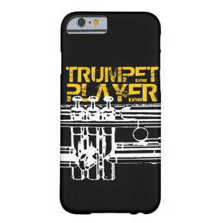 Trumpet Player iPhone 6 case