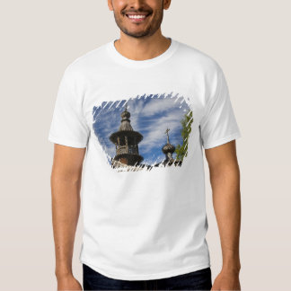 Ttraditional wooden Russian Orthodox church 4 Tee Shirts