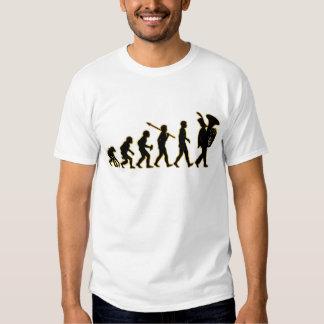 Tuba Player T Shirt