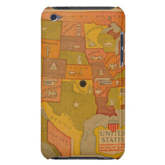 Turn and learn, US iPod Touch Cover
