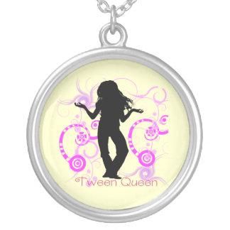 Tween Queen Necklace