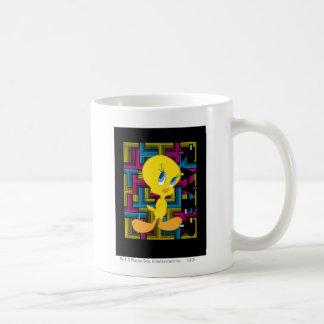 Tweety Electronic Color Basic White Mug