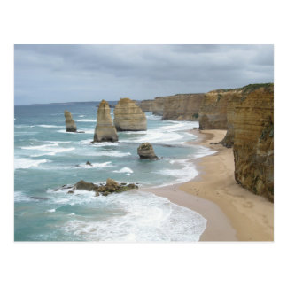 Twelve Apostles, Australia Postcard