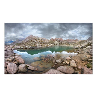 Twin Lakes - Chicago Basin - Colorado Photographic Print