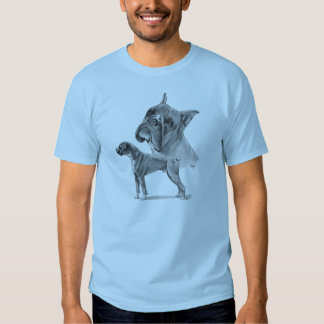 Two Boxer Dogs Shirts