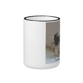 Two Shih Tzu Puppy Mug
