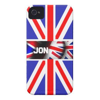 Union Jack iPhone 4 Case