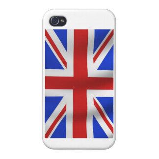Union Jack iPhone iPhone 4 Cases