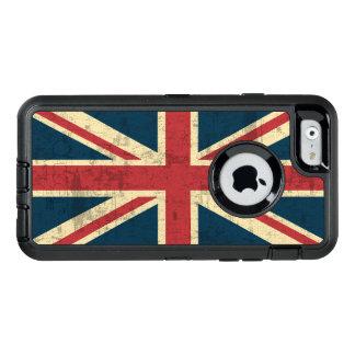 Union Jack Vintage British Flag OtterBox iPhone 6/6s Case