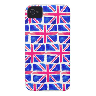 Union Jack Watercolour iPhone Case