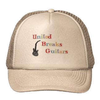 United Breaks Guitars Cap