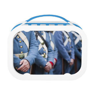 US Civil War-era Marines, military Lunch Boxes