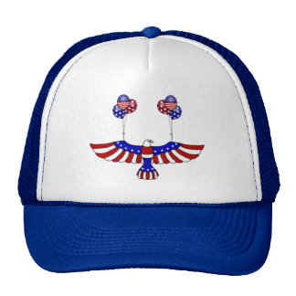 USA Balloon Flight Cap