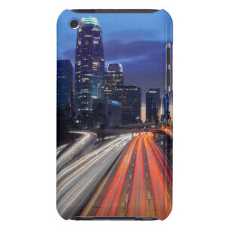USA, California, Los Angeles, 110 Freeway Barely There iPod Cover