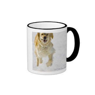 USA, Colorado, Copper Mountain Resort. Golden Ringer Mug