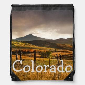 USA, Colorado, San Juan Mountains Backpack