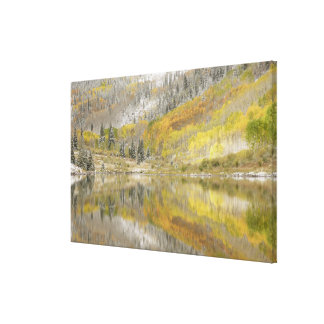 USA, Colorado, White River National Forest, 2 Gallery Wrap Canvas