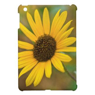 USA, Kansas. Wild Sunflower Case For The iPad Mini