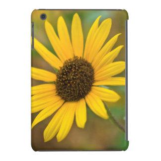 USA, Kansas. Wild Sunflower iPad Mini Retina Cases