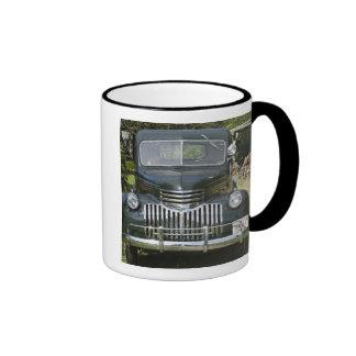 USA, MASSACHUSETTS, Martha's Vineyard: West 4 Ringer Mug