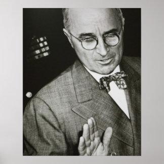 USA, Missouri, Independence, Truman Presidential Poster