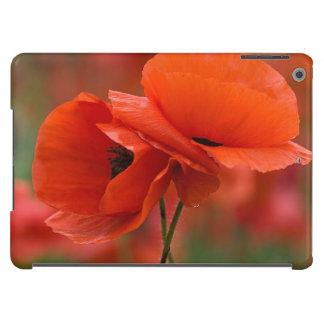 USA, North Carolina. Close-up of poppy Cover For iPad Air