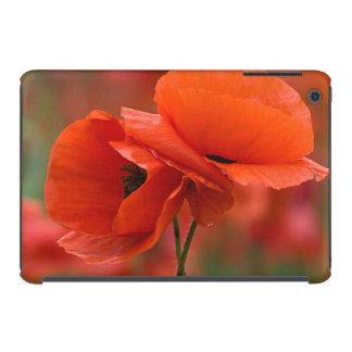 USA, North Carolina. Close-up of poppy iPad Mini Retina Case