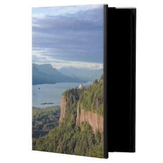 USA, Oregon, Columbia River Gorge, Vista House iPad Air Case