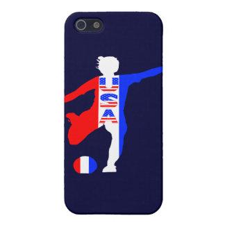 USA Women's Soccer Logo iPhone 5 Covers