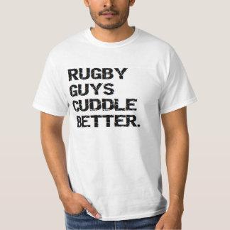 valentine: rugby guys cuddle better shirts