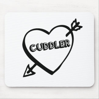 Valentine's Day Cuddler Mouse Pad
