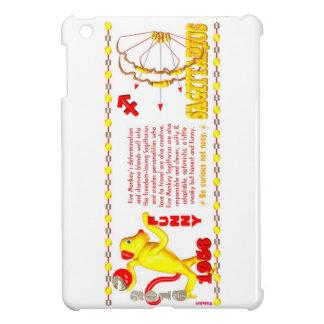Valxart 1956 2016 FireMonkey zodiac Sagittarius iPad Mini Cover