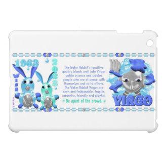 Valxart 1963 2023 WaterRabbit zodiac Virgo Cover For The iPad Mini