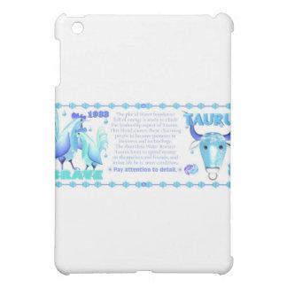 Valxart 1993 zodiac water rooster born Taurus iPad Mini Covers