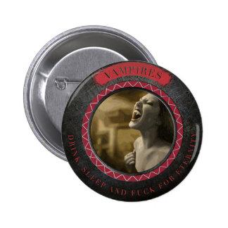 Vampire's Seal - Supernatural Button