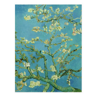 Van Gogh | Almond Blossom | New Address Postcard