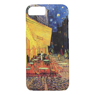 Van Gogh Cafe Terrace At Night iPhone 7 Case