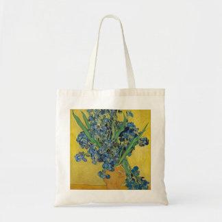 Van Gogh's Iris Budget Tote Bag