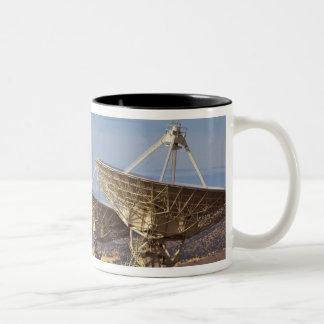 Very Large Array aka National Radio Astronomy Two-Tone Mug