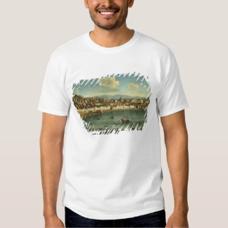 View of The Bay of Naples from the Bay of Chiaia ( T-shirt